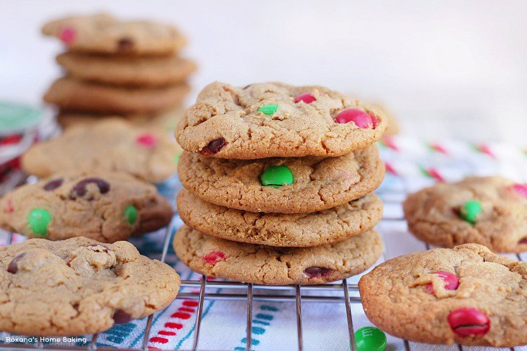 Soft chewy gingerbread cookies recipe