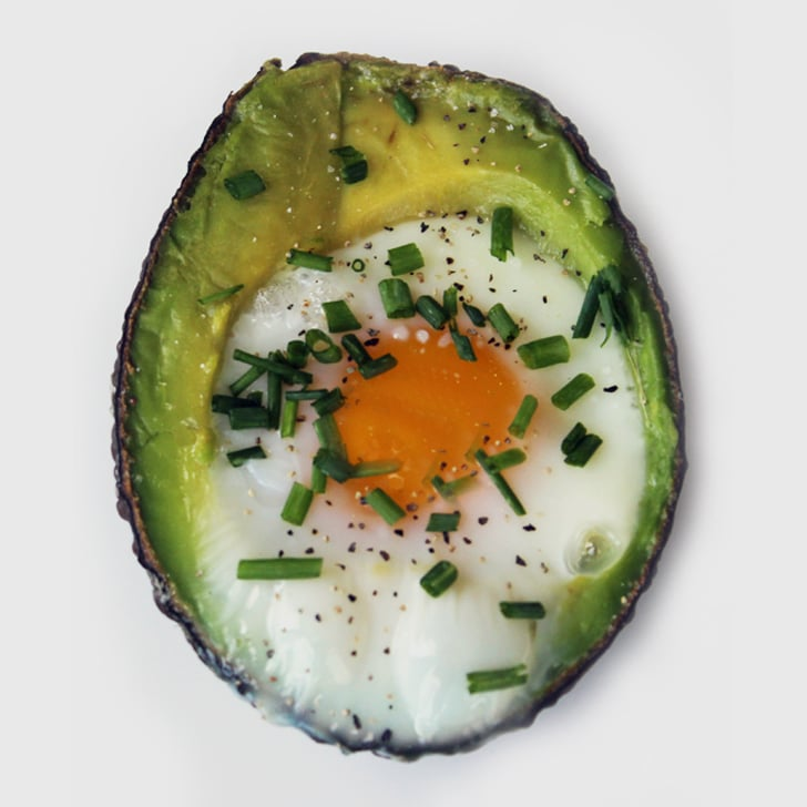 Here's How to Bake the Perfect Egg in an Avocado