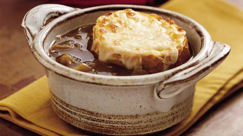 Slow-Cooker French Onion Soup